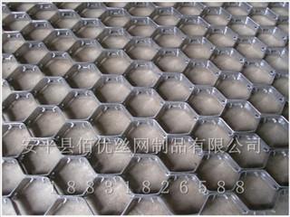 钢厂耐高温龟甲网