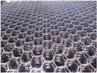 水泥厂耐磨龟甲网